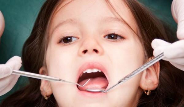 Лечение кариеса молочных зубов (6+)
