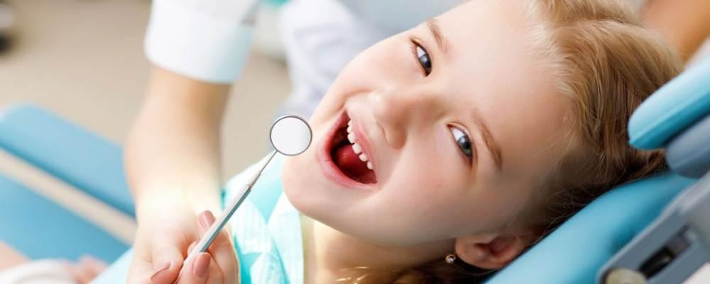 Лечение недавно прорезавшихся постоянных зубов (6+)